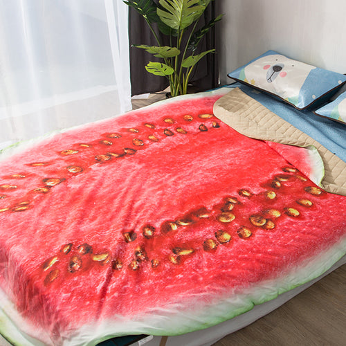 Watermelon Summer Blanket (4 sizes)