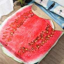 Load image into Gallery viewer, Watermelon Summer Blanket (4 sizes)