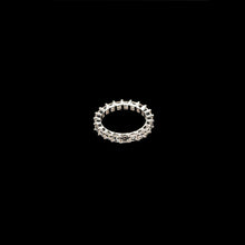 Load image into Gallery viewer, Carré Eternity Ring