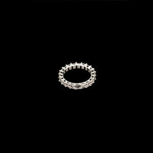 Carré Eternity Ring