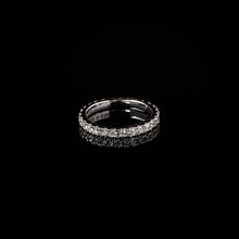 Load image into Gallery viewer, Round Diamond Eternity Ring