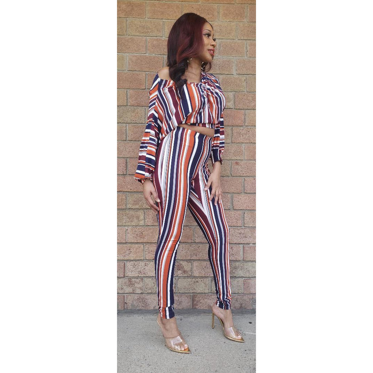 Feeling the Stripes - LeAmore Boutique