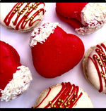 Valentine's Romantic French Macarons Luxurious Collection | Free UK Delivery