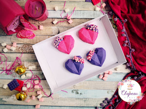 Geo-Hearts Superb Gift Box | Free UK Delivery