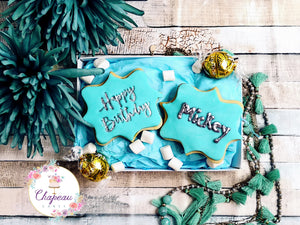 Personalized Biscuits for your Special Occasion