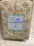 KING FLANNEL SHEET SET 100% COTTON MADE IN PAKISTAN $35.40+TAX = $40