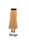 Heavy Long Tulip Skirt 40""