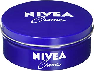 NIVEA All Purpose Original Moisturizing Crème, 400mL classic tin  Made in Germany