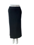 Skirt A-line full length, no slit, machine wash easy care