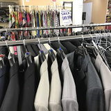 MEN'S SUITS (SLIM FIT SUITS) BLACK
