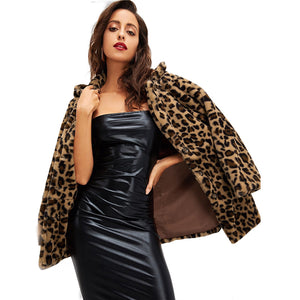 Queen Leo Coat - girlsnightinternational