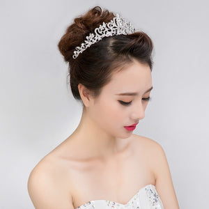 Party Princess Austrian Crystal Tiaras - girlsnightinternational