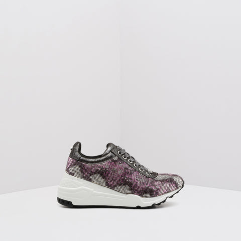 CLIFF-R SILVER/PURPLE