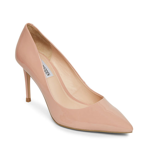 LILLIE DARK BLUSH PATENT