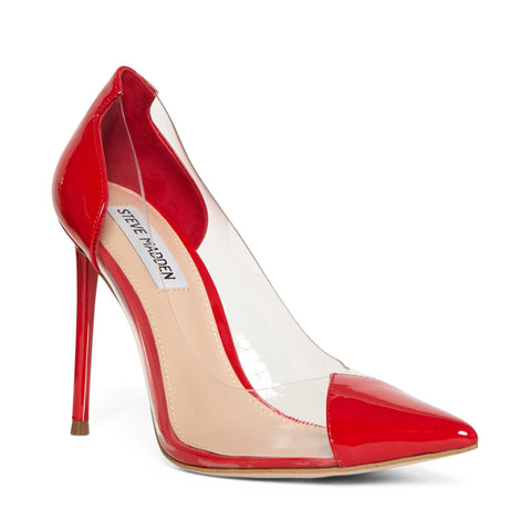 MARJORIE RED PATENT