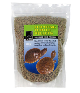 URS Floating Turtle Pellets 300g