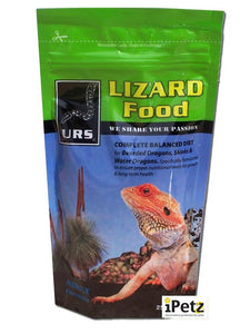 URS Adult Lizard Food - 250g