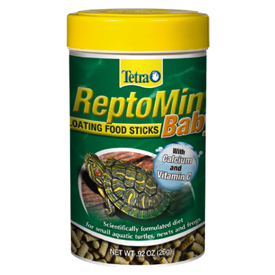 Tetra ReptoMin Floating Food Sticks - Baby 26g