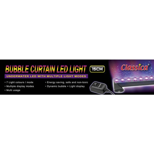 Classica Bubble Curtain LED Light - 15cm