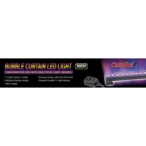 Classica Bubble Curtain LED Light - 30cm