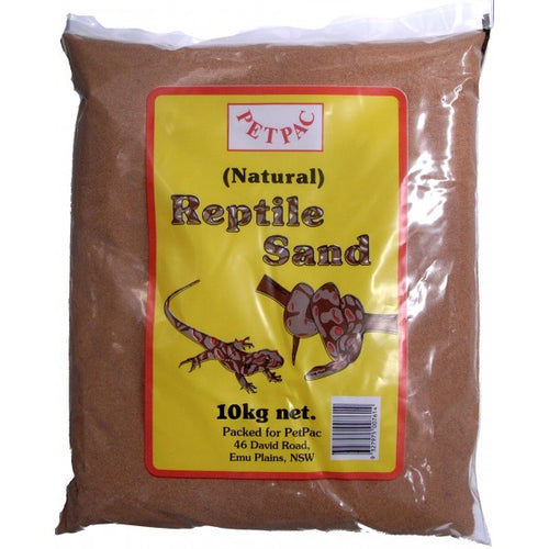 Desert Sand Natural Red 10kg Bag