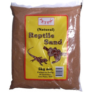 Desert Sand Natural Red 5kg Bag