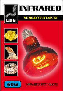 Infrared Spot Lamp 60w