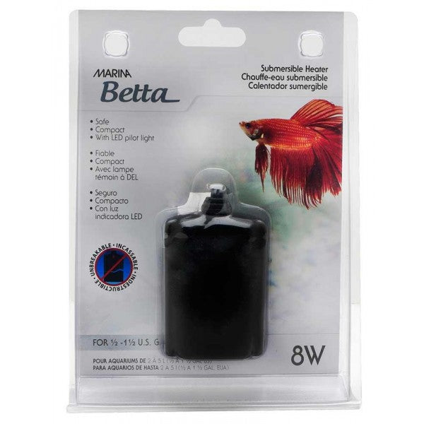 Marina Betta Heater 8w