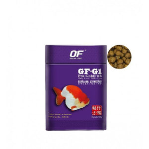 Ocean Free Pro Goldfish Pellets Floating 500g