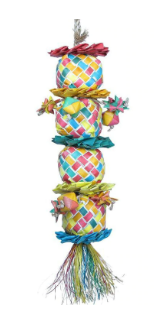 Feathered Friends Pinata Flower Tower