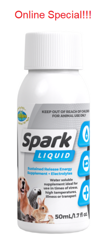 Vetafarm Spark Liquid All Animals 125ml