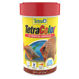 Tetra Tropical XL Color Granules 300g