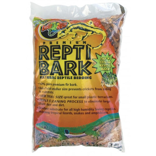 Zoo Med Repti Bark Chips 1 Quart