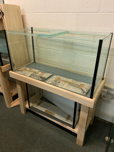 Tank and Stand - 4ft x 24