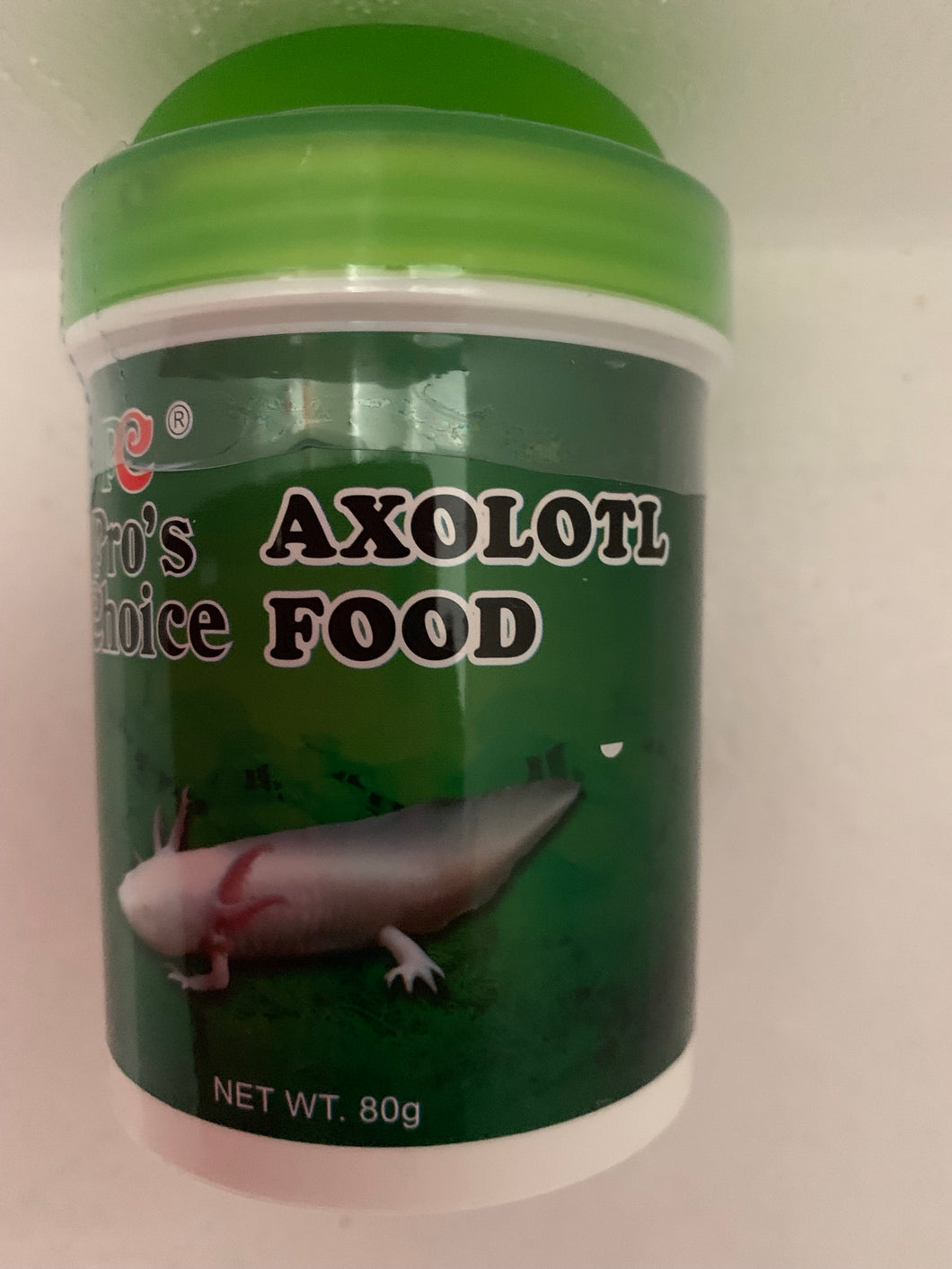 Pro's Choice Axolotl Food - 80g
