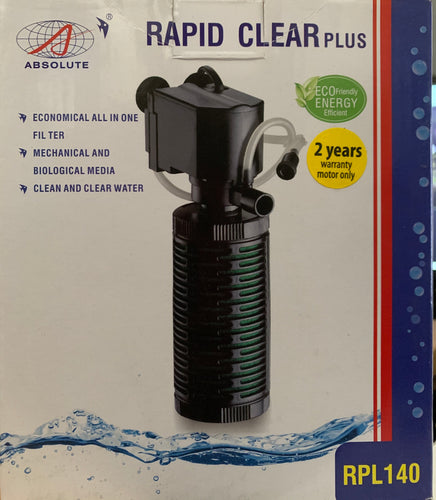 Rapid Clear Plus 1400 L/HR