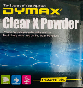 Clear X Powder 5 Pack - 5g ea
