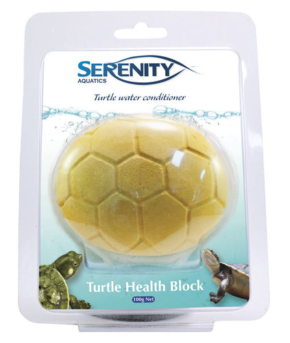 Serenity Turtle Health Block - 100g