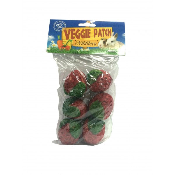 Veggie Patch Nibblers - Strawberries