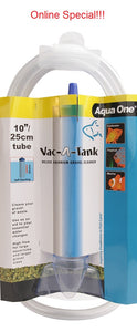 "Aqua One Vac-A-Tank Gravel Cleaner 10""/25cm"