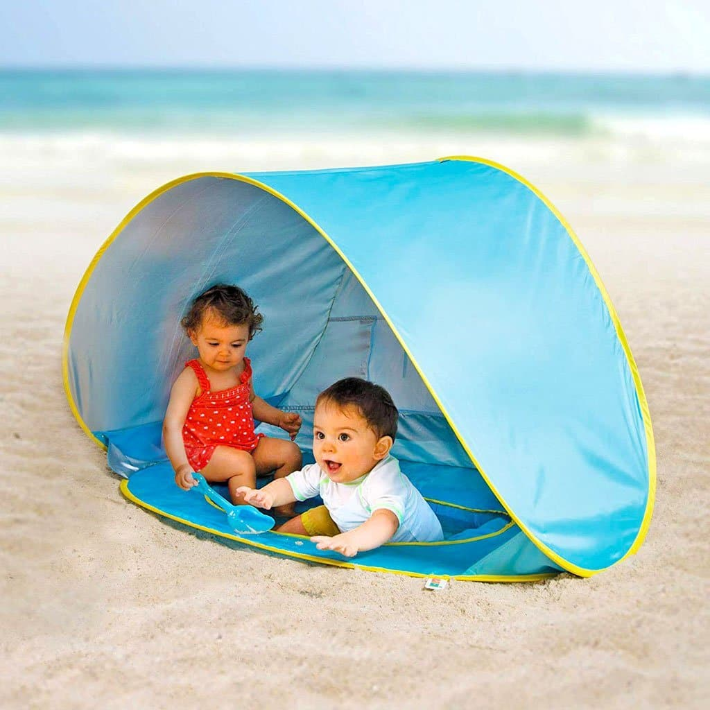Tente Piscine Anti-UV Protect&Play™