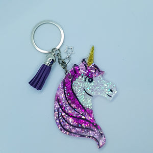 Unicorn Head - 3 Inch