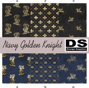Navy Golden Knight