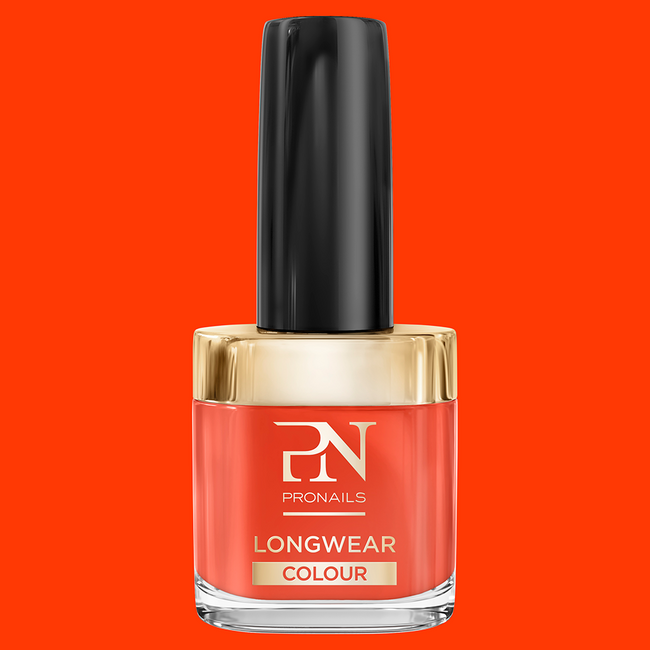 ProNails Longwear 205 Red Earth 10 ML