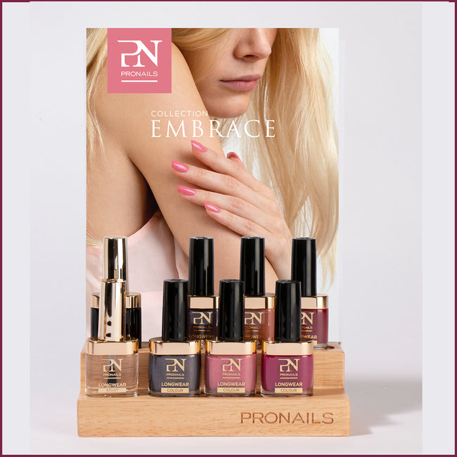 Pronails Longwear 258 Body Language 10 ML