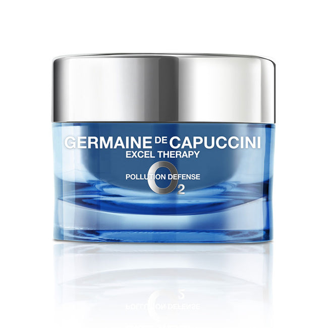 Germaine De Capuccini Youthfulness Activating Oxygenating Cream Blue Light Block
