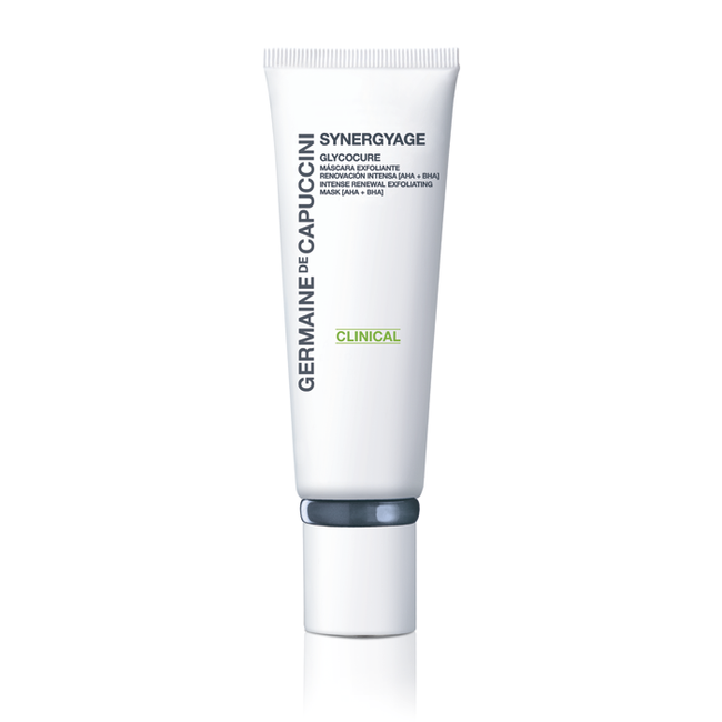 Glycocure Intense Renewal Exfoliating Mask