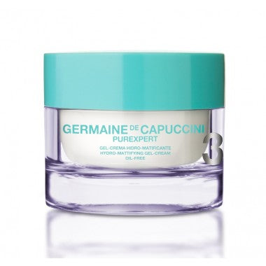 Germaine De Capuccini Oil-Free Hydro-Mattifying Gel-Cream (Acnéhuid stap 3) 50 ML