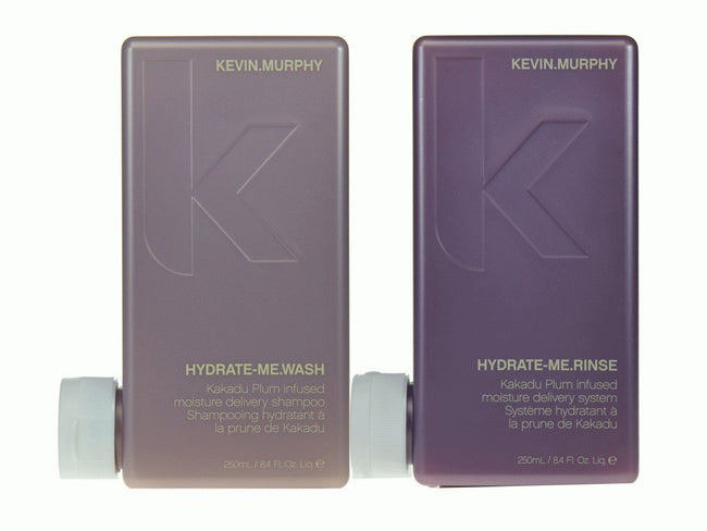 Kevin.Murphy Hydrate-Me Wash Shampoo & Rinse Conditioner 2*250ML