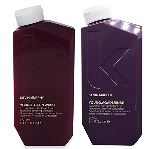 Kevin.Murphy Young Again Wash Shampoo & Rinse Conditioner 2*250ML